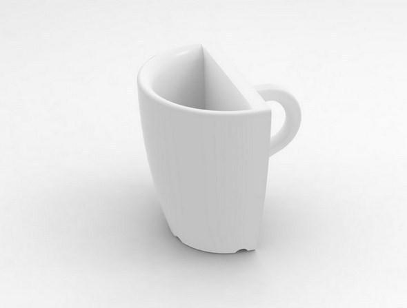 Изображение 6. Предмет: Серия из 30 кофейных чашек.. Изображение № 6.