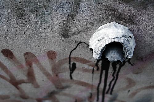 Уличные надписи Питера Дарта. Изображение № 7.