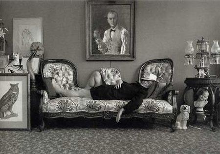 Arnold Newman. Изображение № 8.