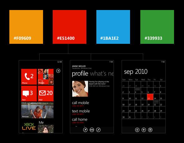 Концепт «Метро» Windows Phone 7 Series. Изображение № 3.