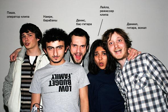 Премьера клипа группы Pompeya – «Cheenese». Изображение № 2.