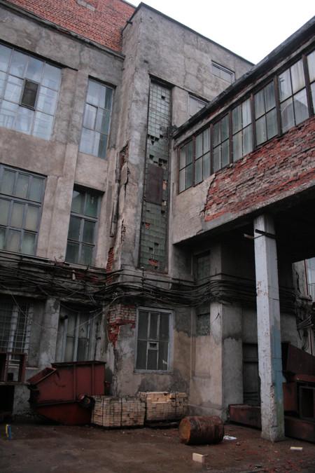 Мертвый город ЗиЛ. Изображение № 15.