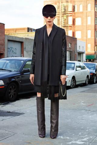 Givenchy Pre-Fall 2012. Изображение № 22.