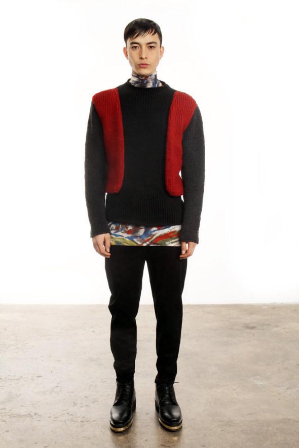 Изображение 9. Лукбуки: Gucci, Comme des Garcons, Burberry и другие.. Изображение № 9.