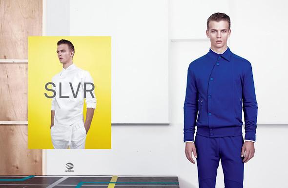 Кампания: Adidas SLVR SS 2012. Изображение № 4.