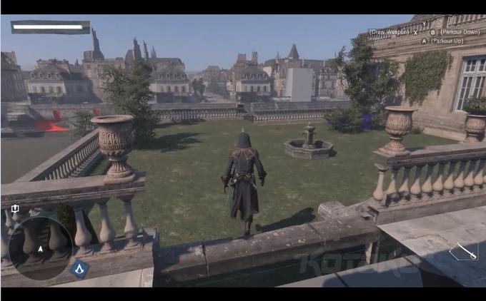 Скриншот игры Assassin's Creed: Unity. Изображение № 4.