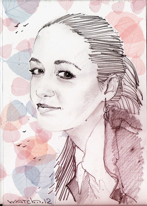Sketch portraits. Изображение № 12.