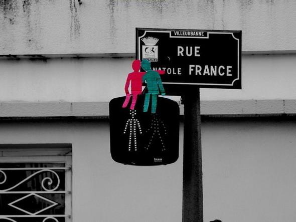 Изображение 16. Веселый стрит-арт .. Изображение № 16.