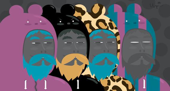 Гоу Гоу Зомби! - Иллюстратор из Санкт-Петербурга. Изображение № 13.