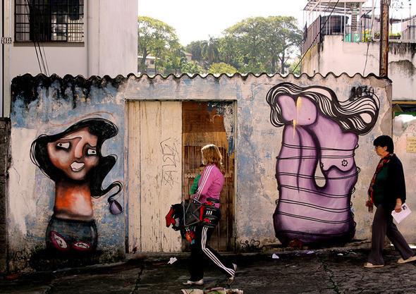 Изображение 10. Девушка с улиц Сан-Паулу.. Изображение № 11.