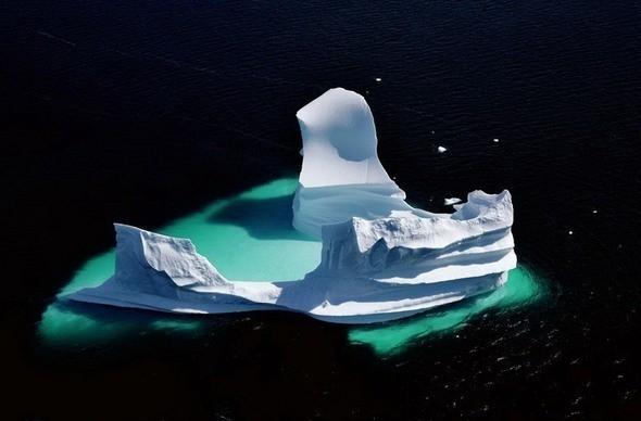 Растаявший айсберг во фьерде Unartoq, Гренландия. Изображение № 16.