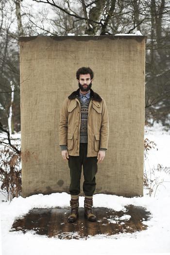 Мужские коллекции осень-зима 2010 от Hackett, Gloverall, D.S.Dundee, Barbour. Изображение № 14.
