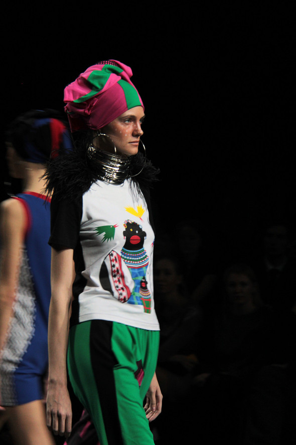 Показ KONSTANTIN GAYDAY в рамказ Volvo Fashion Week. Изображение № 5.