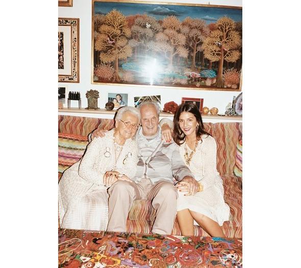 Большая итальянская семья Миссони. Изображение № 6.