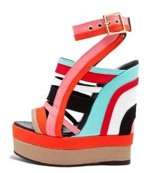 Мечты шузоголика: Обувь на платформе. Изображение № 3.