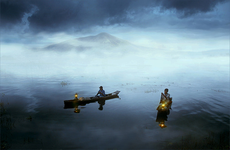 Загадочно-туманный Teuku Jody Zulkarnaе. Изображение № 23.