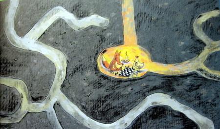 Ликующий сюрвкнижной иллюстрации Беатрис Родригес. Изображение № 11.