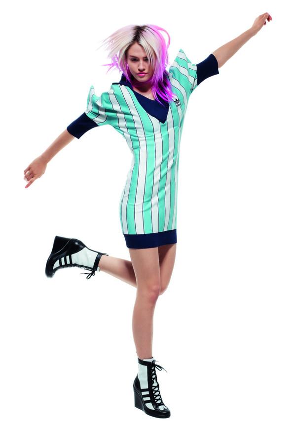 Лукбуки: Джереми Скотт и Дэвид Бекхэм для Adidas Originals. Изображение № 20.