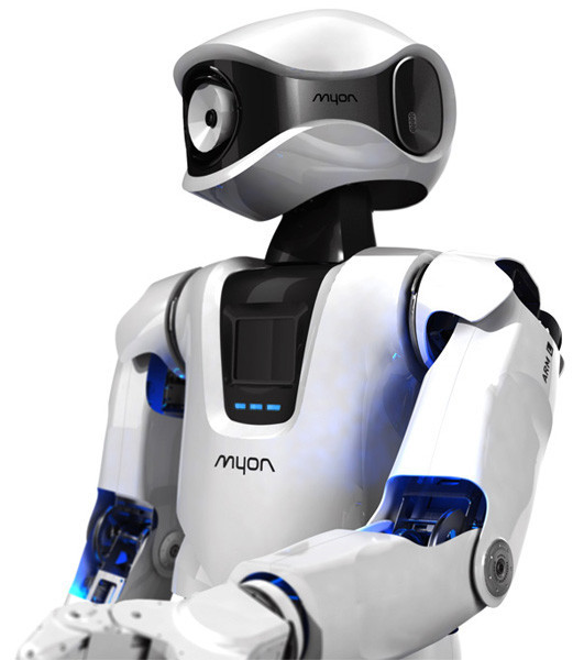 Немецкий робот Myon (Прототип Терминатора). Изображение № 1.