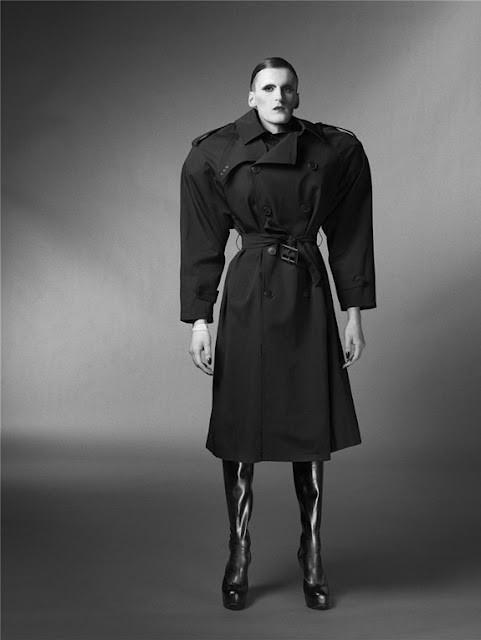 Архивная съёмка: Гарет Пью в объективе Сольве Сундсбо, 2007. Изображение № 10.