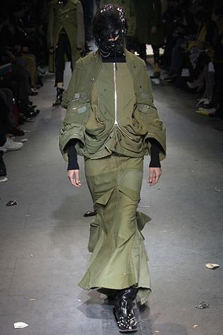 Деконструктивизм в дизайне одежды. Изображение № 7.