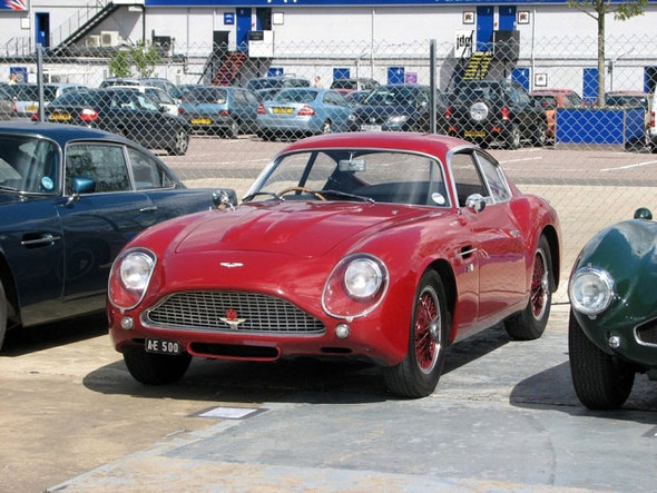 Aston Martin DB4 GTZagato. Изображение № 7.