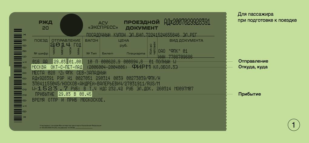 Исправляем некрасивый и нечитаемый билет РЖД. Изображение № 12.