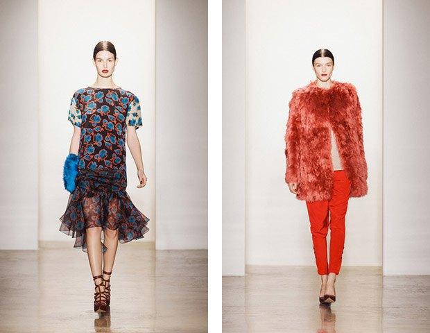 Неделя моды в Нью-Йорке: Дни 6 и 7. Изображение № 40.