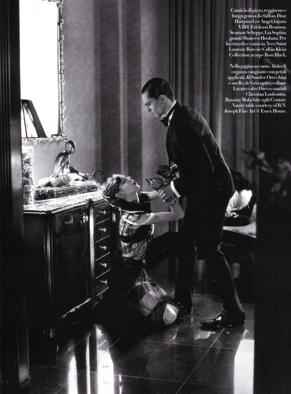Vogue Italia March 2010. Изображение № 3.