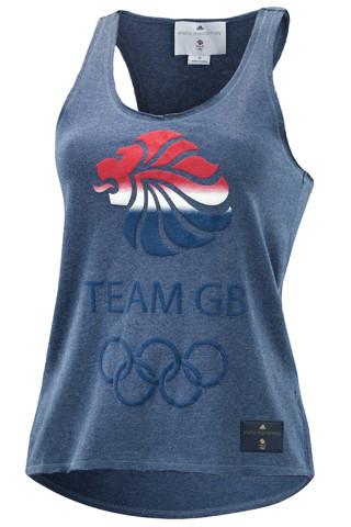 Показана коллекция Стеллы Маккартни и Adidas к Олимпийским играм. Изображение № 10.