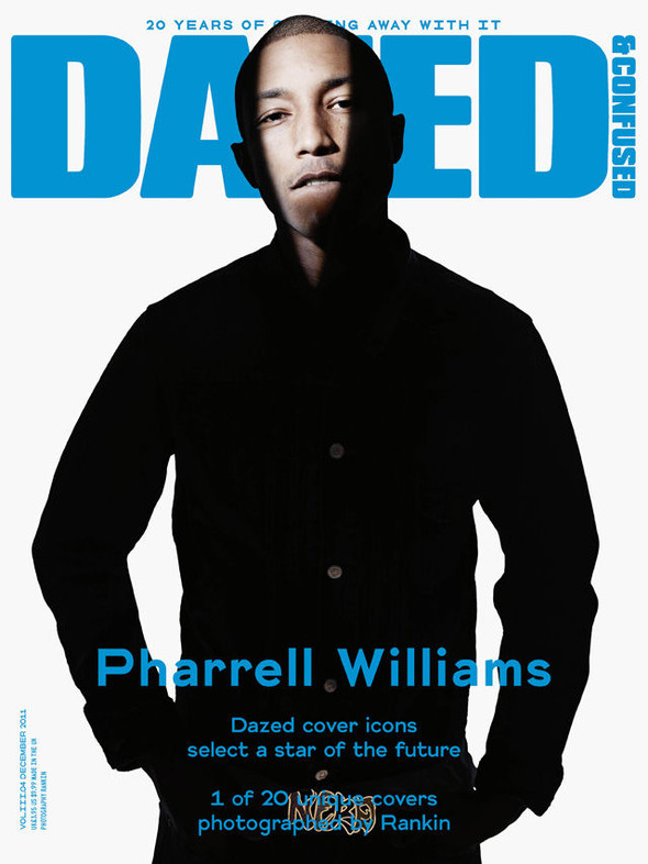 Обложки: 20 знаменитостей в объективе Ранкина для Dazed & Confused. Изображение № 14.