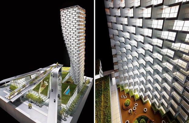 Vancouver House по проекту Bjarke Ingels Group. Изображение № 10.
