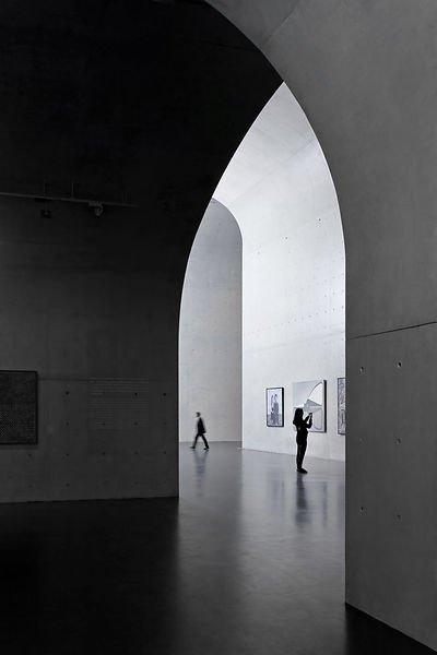 Фотограф: Su Shengliang / Здание: Long Museum West Bund (Шанхай, Китай) / Бюро:  Atelier Deshaus / Категория: «Интерьер». Изображение № 4.