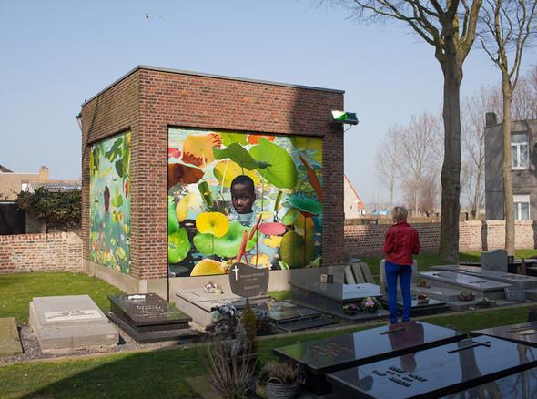 Сказочный мир на улицах Бельгии. Изображение № 11.