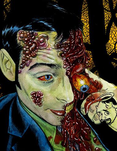 Зомби-портреты. Модно, качественно инедорого. Изображение № 11.