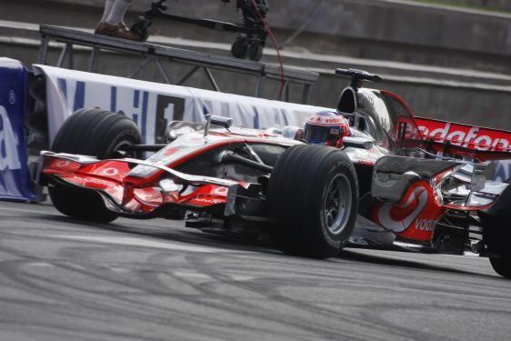 Vodafone McLaren Mercedes. Изображение № 1.
