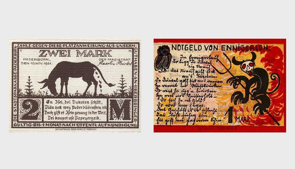 Банкноты с необычным дизайном, которые жалко тратить. Изображение № 2.