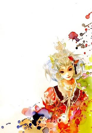 Ктоесть кто– искусство комиксов ииллюстрации вКитае. Изображение № 2.