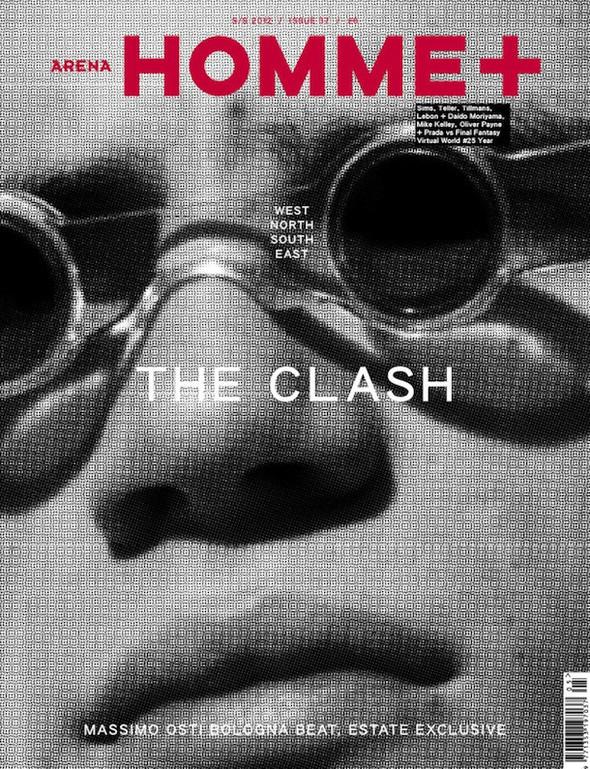 Обложки: Arena Homme Plus, Interview, Vogue и другие. Изображение № 1.