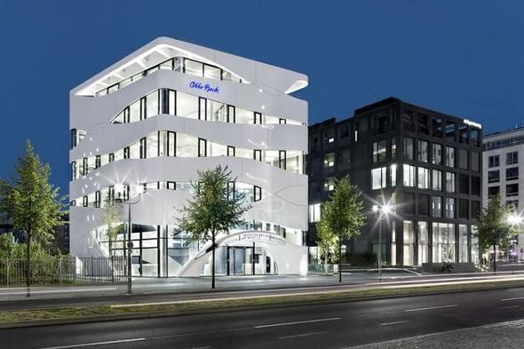 Технологический центр медицинской науки - Берлин. Изображение № 2.