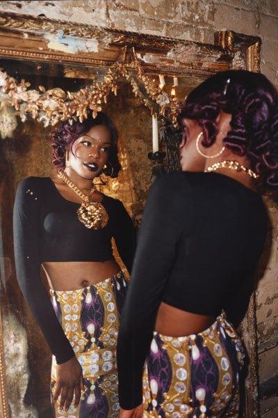 Азилия Бэнкс, хип-хоперша и любительница сипанка. Изображение № 21.