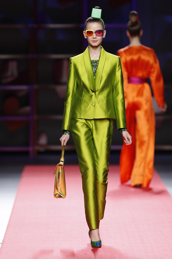 Madrid Fashion Week A/W 2012: Agatha Ruiz de la Prada. Изображение № 24.