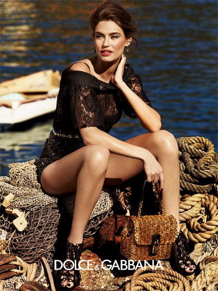 Кампания: Dolce & Gabbana SS 2012. Изображение № 15.