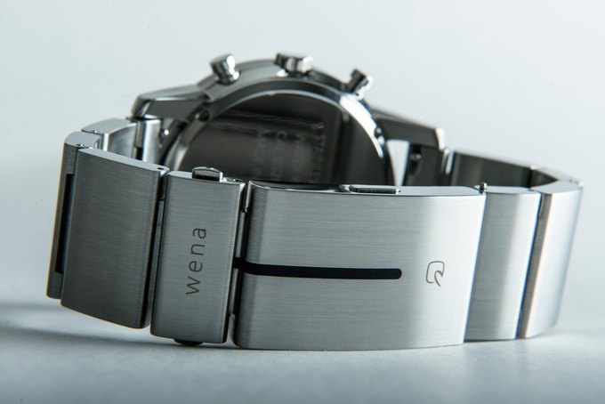 Sony начала сбор средств на выпуск смарт-часов Wena . Изображение № 10.