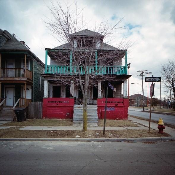 100 заброшенных домов. Изображение № 18.
