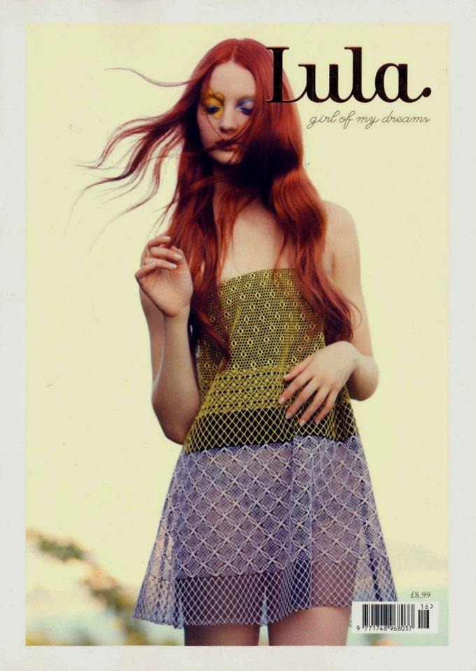 Вышли новые обложки Dazed & Confused, Lula и Vogue. Изображение № 6.