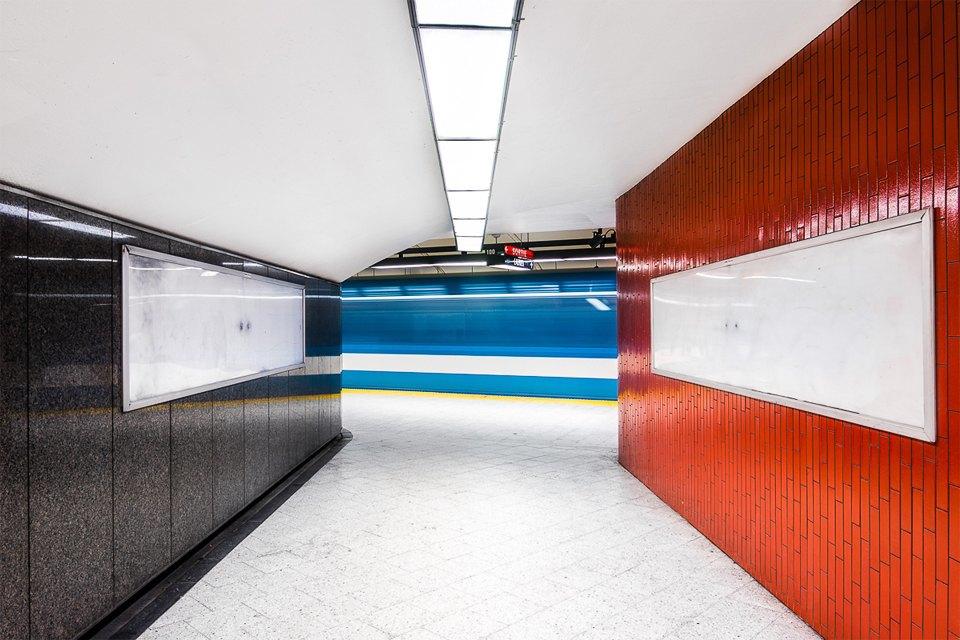 Фото: незаметная красота монреальского метро. Изображение № 10.