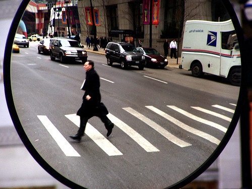 Уличные зеркала. Изображение № 6.