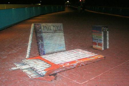 Джулиан Бивер – магиволшебник тротуара. Изображение № 3.