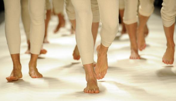 Изображение 19. Неделя моды в Нью Йорке: Бэкстэйдж.. Изображение № 19.